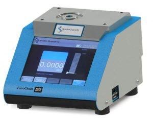 Ferrocheck 2000 鐵磁性粒子分析儀
